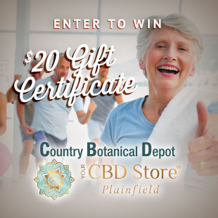 Country Botanical Depot 1119CH 1564-06