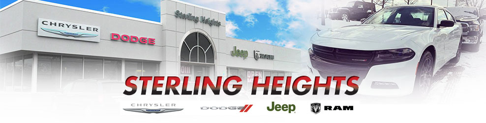 Sterling Heights Chrysler Dodge Jeep Ram