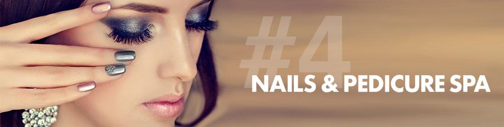 #4 Nails & Pedicure Spa