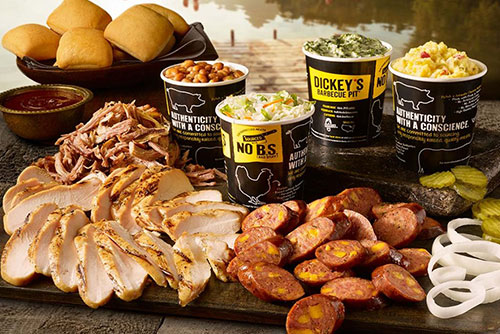 Dickey's Barbecue Pit Coupons in Troy, MI