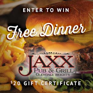 Jaxx Pub & Grill 1119CH 1564-10
