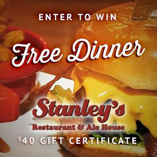 Stanley's Restaurant 1119CH 1564-23