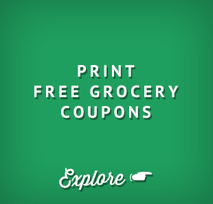 Print Free Grocery Coupons