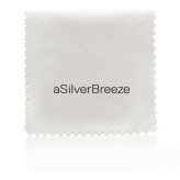 Free A Silver Breeze Polishing Cloth for Silver
