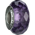 Chamilia Jeweled Collection Purple Bead
