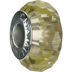 Chamilia Jeweled Collection Light Green Bead