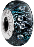 Chamilia Radiance Collection Black Shine Bead