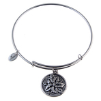 Chrysalis Noel Poinsettia Bangle