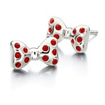Chamilia Disney Minnie Mouse Bowtique Earring