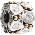 Chamilia A Night Out Clear CZ Bead