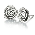 Chamilia A Rose is a Rose Earring