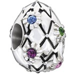 Chamilia 2014 Limited Edition Jeweled Egg Bead