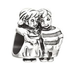 Chamilia  Brother & Sister - Figurine Bead