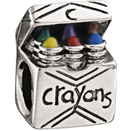 Chamilia Box of Crayons Bead