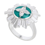 Kameleon Art Deco Ring