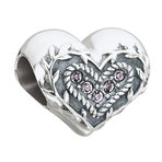 Chamilia Limited Edition Mom Sparkling Heart