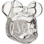Chamilia Disney Minnie Mouse Head Bead