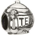 Chamilia Tea Pot Bead