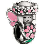Chamilia Flower Fairy Bead