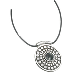 Kameleon Antique Disc Pendant
