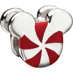 Miss Chamilia Peppermint Mickey - Disney Bead