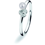 Spinning Jewelry Flora Pearl Ring