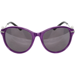 Kameleon Purple Swoop Sunglasses