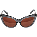 Kameleon Grey Cat's Eye Sunglasses