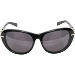 Kameleon Black Cruiser Swarovski Sunglasses