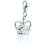 Chrysalis Precious Crown Charm