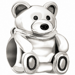 Chamilia Teddy Bear Bead