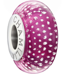 Chamilia Mystic Collection Fuchsia Bead