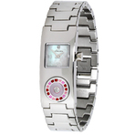 Kameleon  Square White MOP Faced Watch