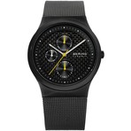 Bering Watches Black Ceramic Mesh 32139-222