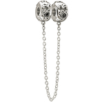 Chamilia Filigree Lock Safety Chain
