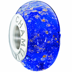 Chamilia All That Glitters Collection Dark Blue Bead