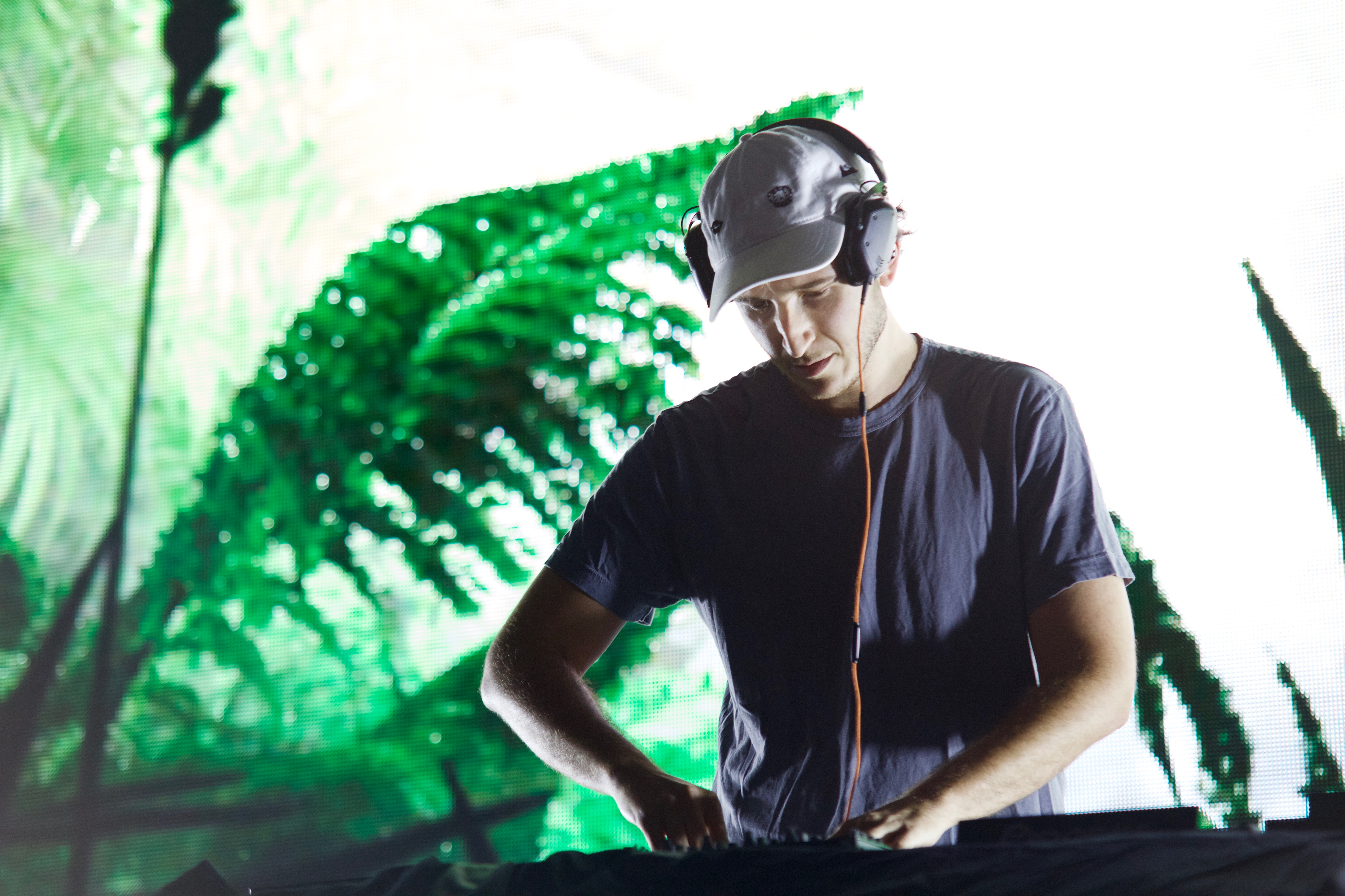 RL Grime, 25, is a Los Angeles-based producer known mainly for his rhythmic electronic and hip-hop remixes. ARACELY JIMENEZ/THE STATESMAN