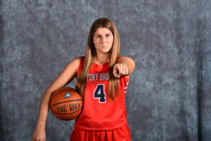 Christa Scognamiglio led the Seawolves with 45 three-point field goals last season. JIM HARRISON/STONY BROOK ATHLETICS