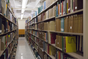 The main stacks at Melville Library at Stony Brook University. While some students aim for exciting summer jobs, the merits of working at places like a local library should not be over looked. ANNA CORREA/THE STATESMAN