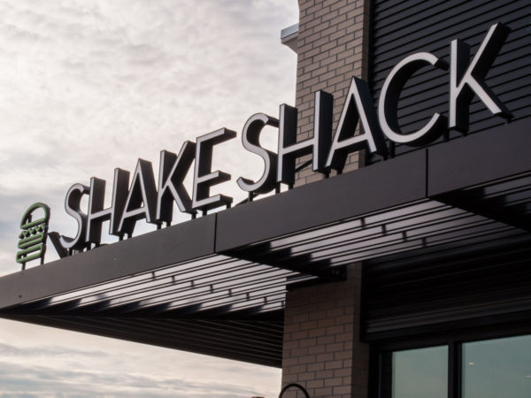 Shake Shack opened its newest location in Lake Grove on March 7. DOROTHY MAI/THE STATESMAN