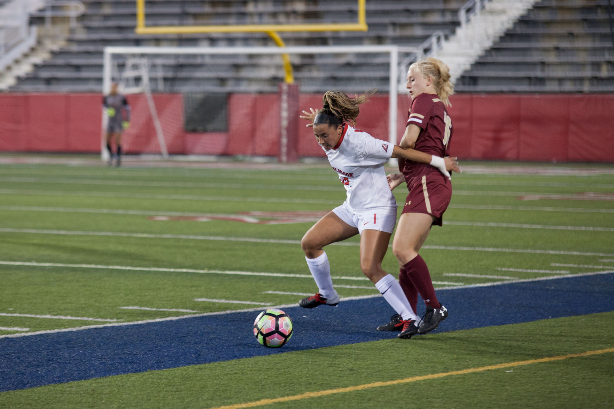 Women's Soccer Preview: Young core showing promise, but still learning
