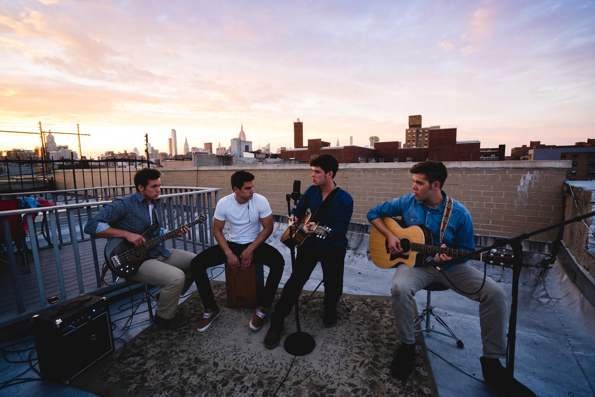 Band With Stony Brook Roots Swim Finds More Complete Sound In New Ep The Statesman