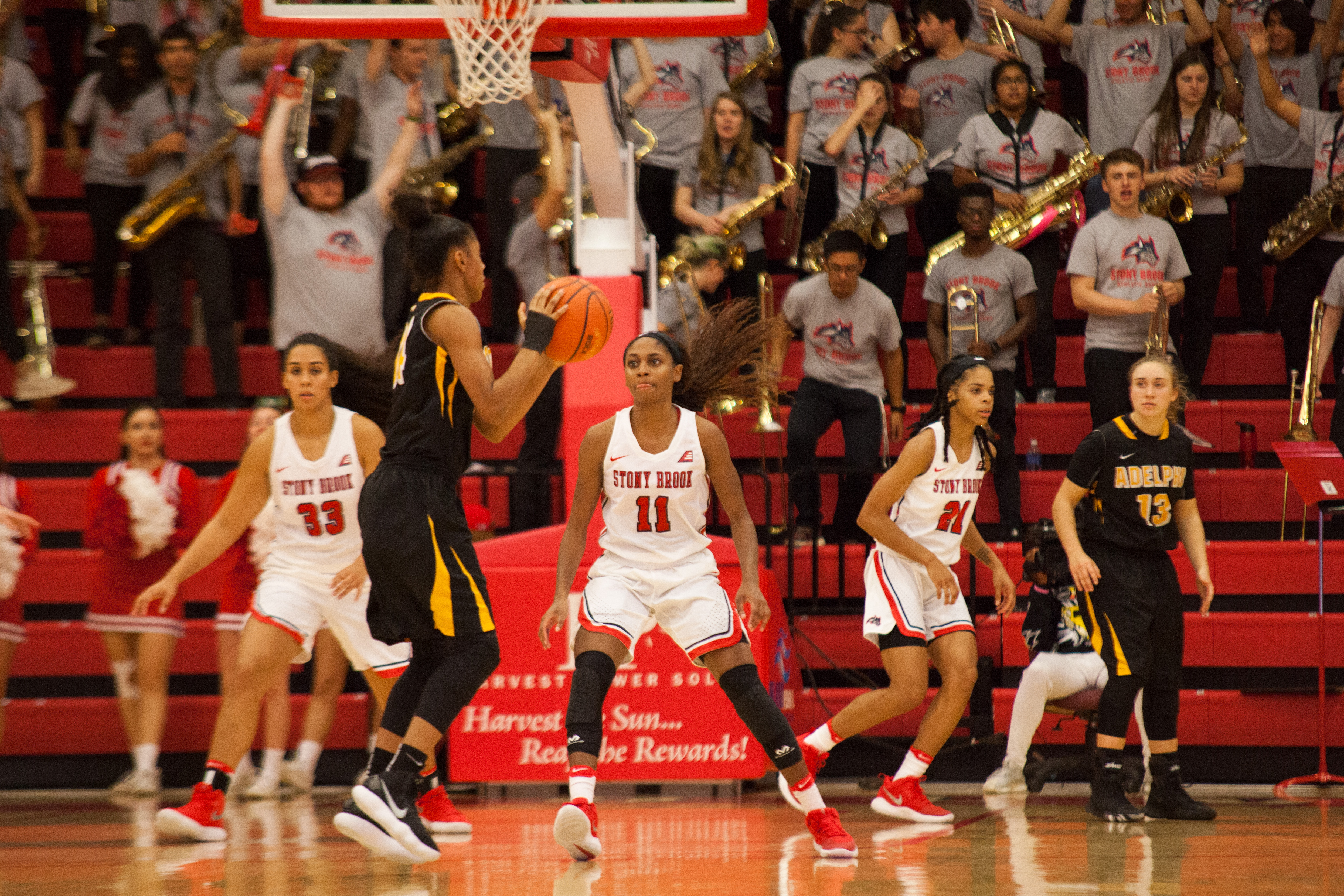 Women's Basketball Preview: Revamped roster growing game by game