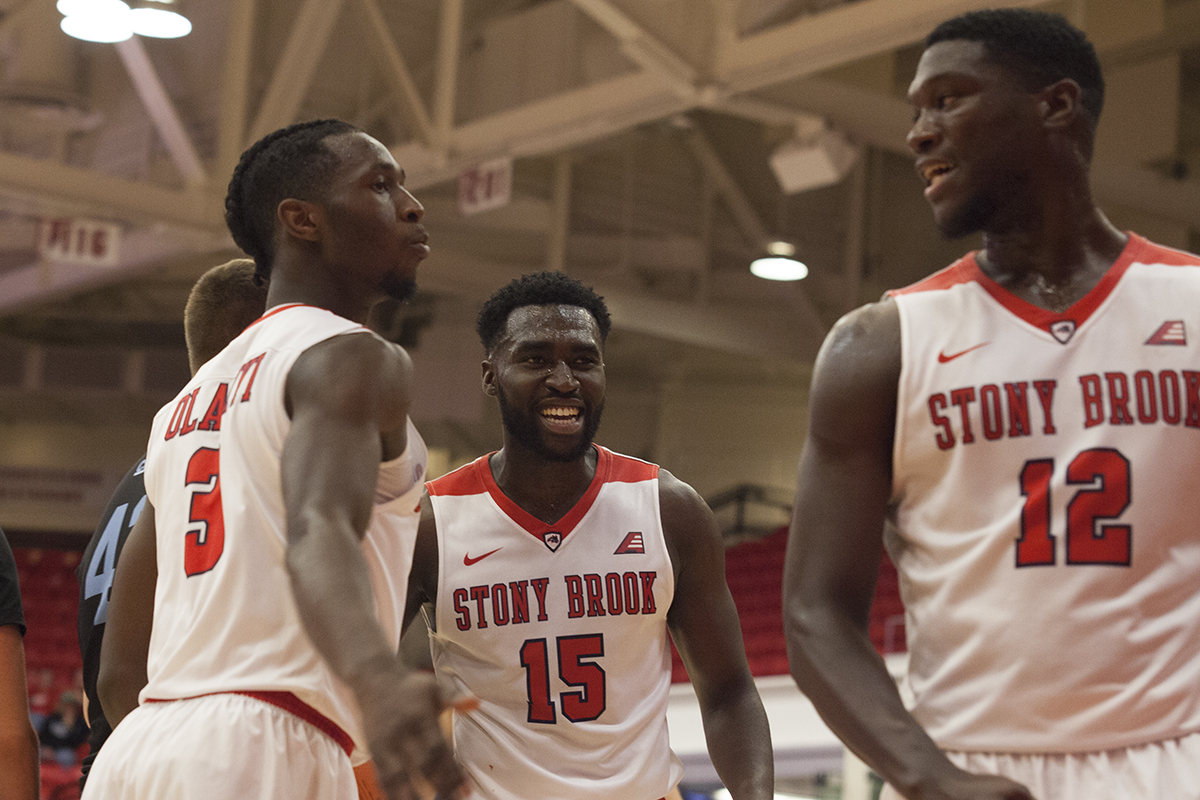 Men's Basketball Preview: Sturdivant and Yeboah prepared to lead Seawolves