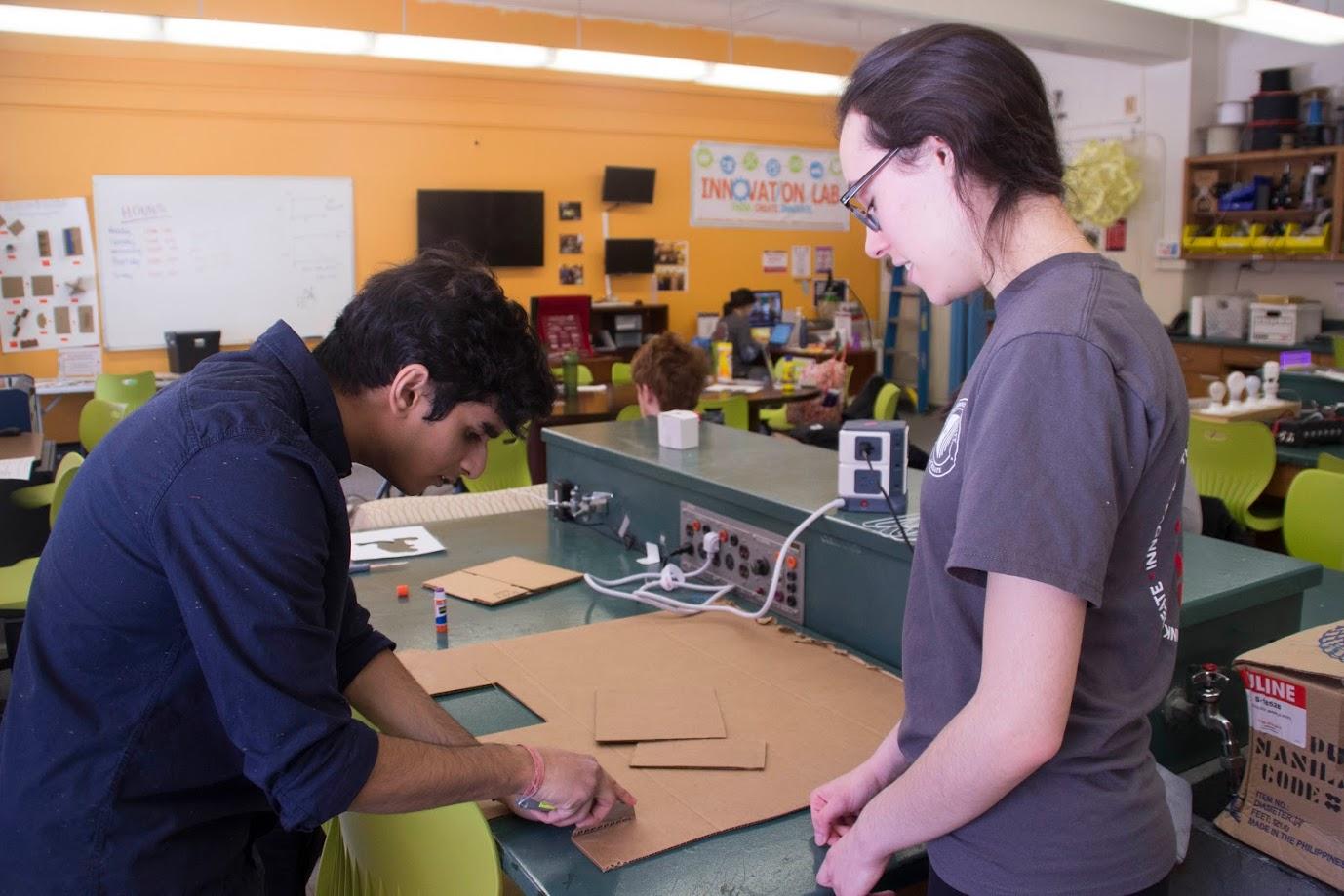 Stony Brook University Innovation Lab gives students tools to create