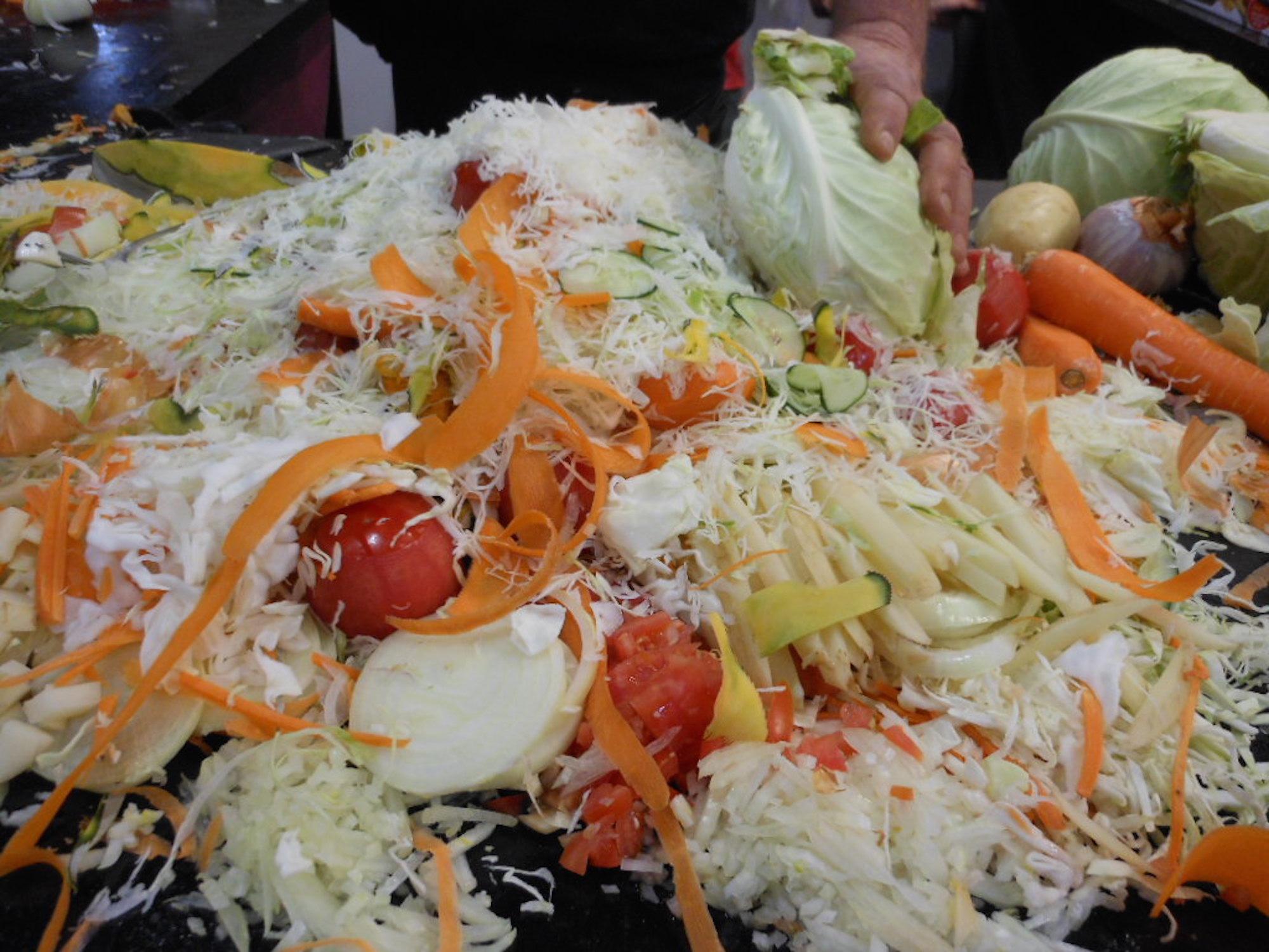 Environmental Club hosts cooking workshop