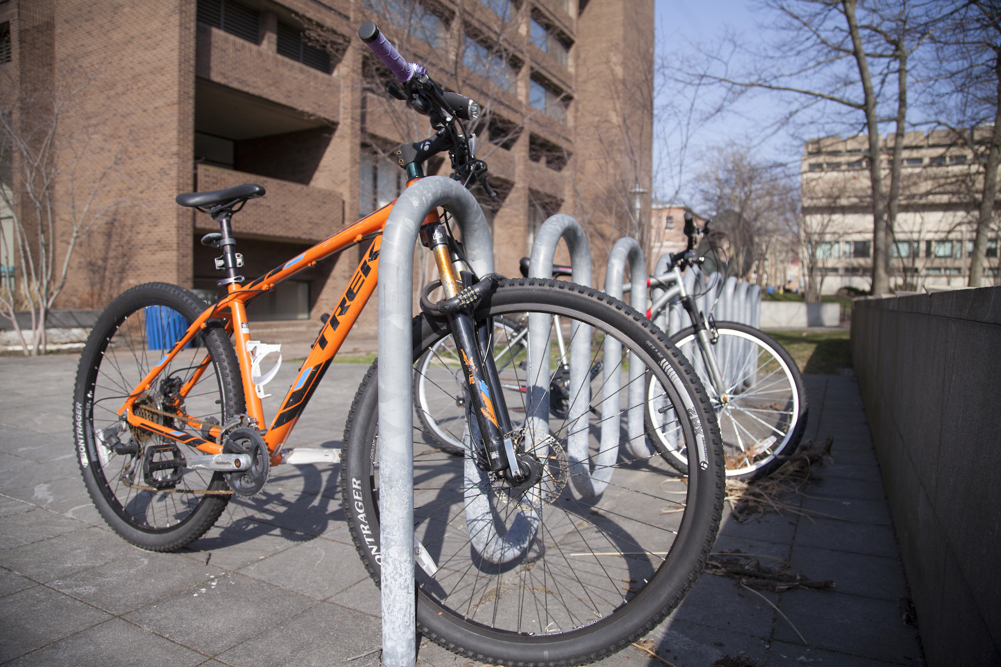 Why we need to bike more around campus