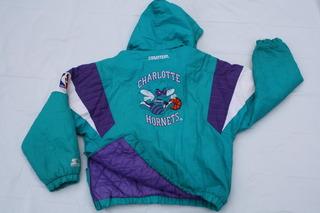 Charlotte.hornets.starter.jacket