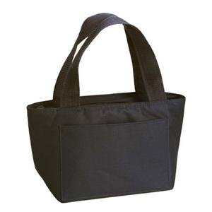 Liberty Bags Simple And Cool Cooler Bag - Black