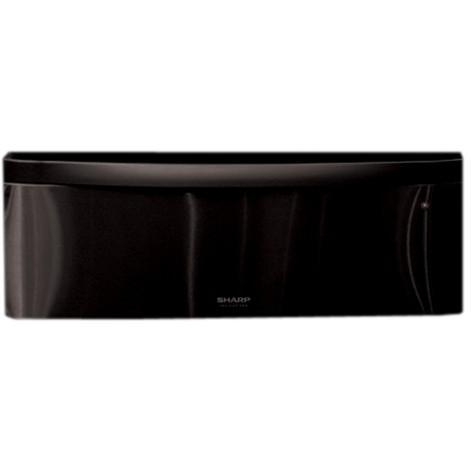 Sharp Insight KB6100NK Warming Drawer, 30 Inches - Black